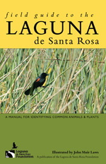 Field Guide to the Laguna de Santa Rosa